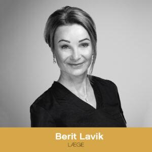 Læge Berit Lavik hos AK Nygart