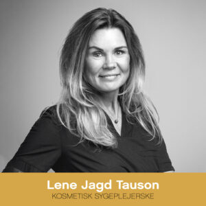 Sygeplejerske Lene Tauson hos AK Nygart