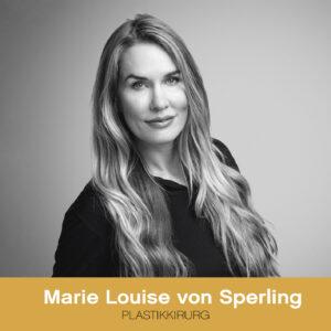 Plastikkirurg Marie Louise von Sperling hos AK Nygart