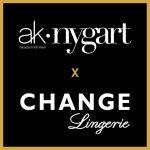 AK Nygart samarbejde med Change Lingerie